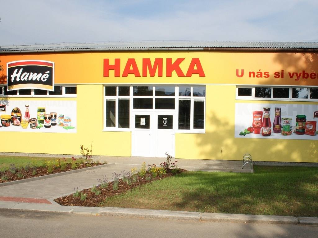 První dojmy z nákupu v prodejně Hamka v Kunovicích