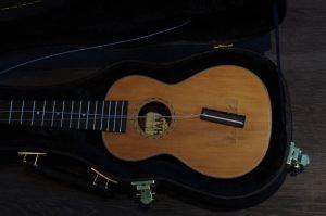 Rozbité ukulele
